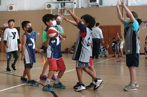 YMCA Little Youth Basketball Los Alamos